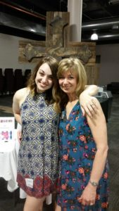 lisa and her daughter lauren
