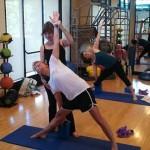 lisa kneller yoga teacher