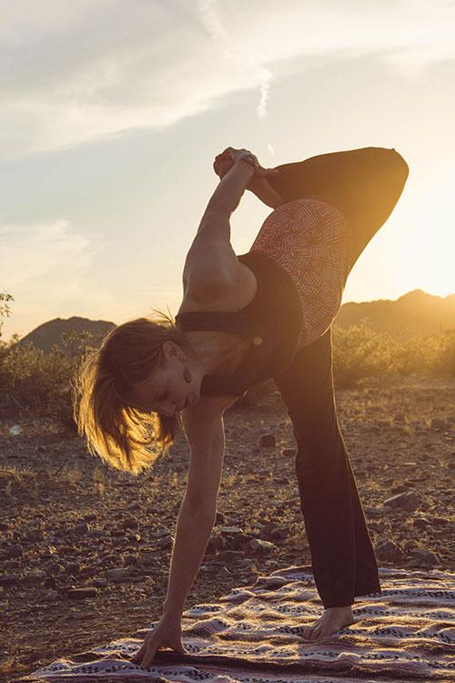 Lisa Kneller Yoga