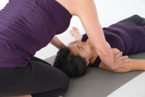 Yoga Massage Aromatherapy Savasana