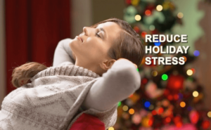 beat holiday stress