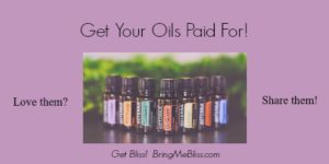 Get Your Oils Paid For with doTERRA